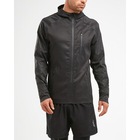 2XU Heat Light Weight Membrane Jacket Men, black